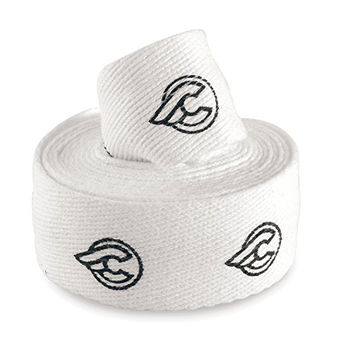 Cinelli Cotton Gel Ribbon Handlebar Tape, White