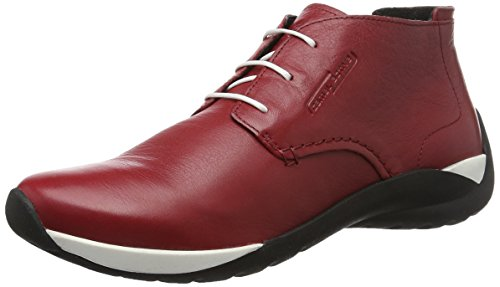 camel active Damen Moonlight 73 Derby, Rot (Red 03), 38 EU