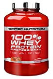 Scitec Nutrition 100% Whey Protein Professional Proteína Yogur, Melocotón - 2350 g