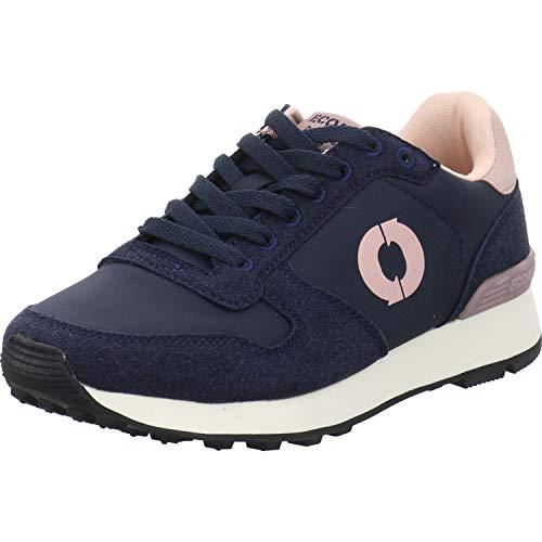 ECOALF Yale Sneaker 163 Größe 38 EU Midnight/deep Navy