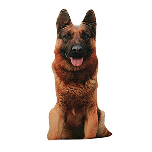 3D Plüschtier hund Spielzeug simuliert Hund Form Kissen Waschbar Strapazierfähige Hundekissen Kissen Innovative 50CM husky/Shar Pei