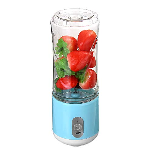 NIUPAN 400ML USB opladen blender waterkoker waterkoker beker sap machine smoothie blender