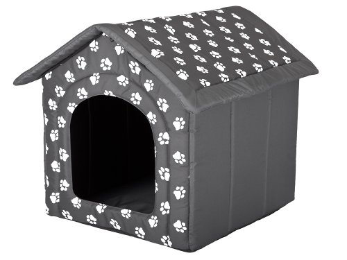 Dog or Cat Kennel / House / Bed S - XL Paw Design