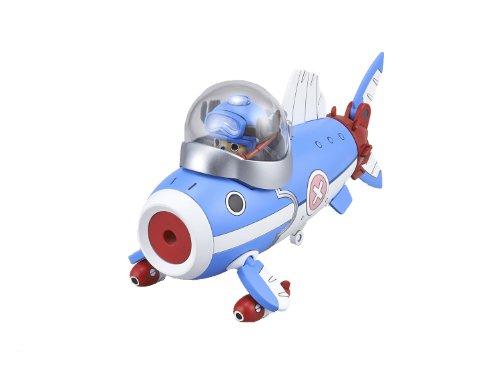 Bandai Hobby Mecha Collection # 3Chopper Roboter u-Boot Modell Kit (One Piece)