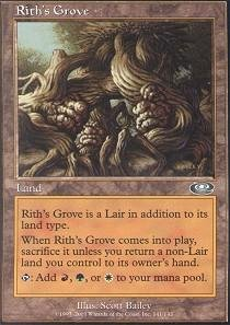 Magic: the Gathering - Rith's Grove - Planeshift - Foil