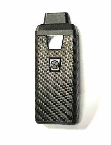 Eleaf Icare 2 Mod Skin Wrap Black carbon fiber by Jwraps