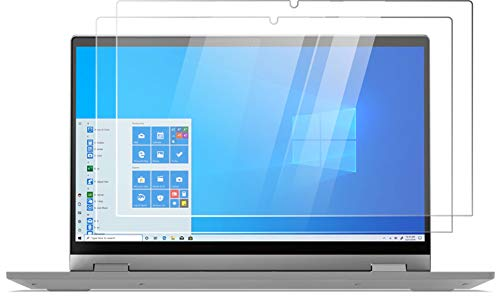 [2 Pack] Gear Guard Screen Protector | Guard Model:- 81X10085IN Compatible With Lenovo Ideapad Flex 5i Laptop 14″ inch-Clear