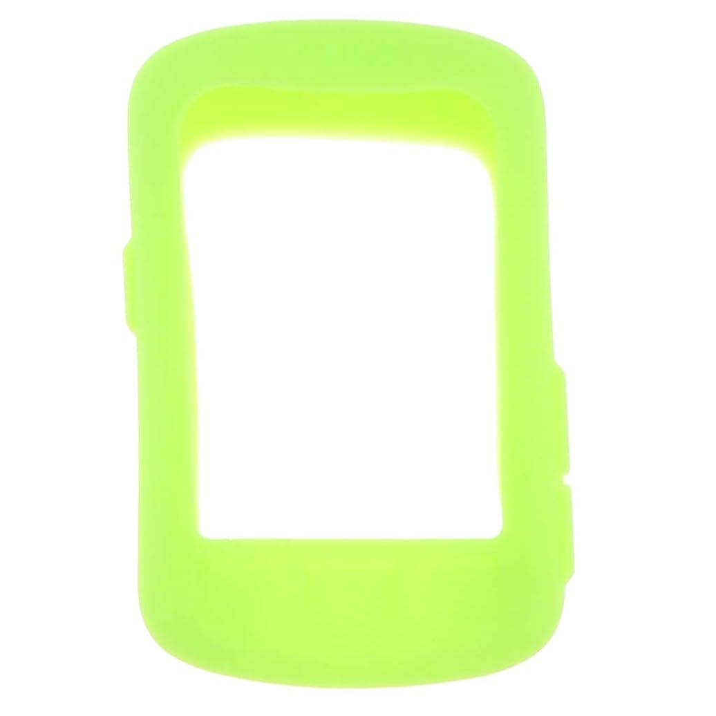 スクリュー配列ブローP Prettyia シリコン スキン ケース 高品質 Wahoo Element Bolt対応 全4色 - 緑