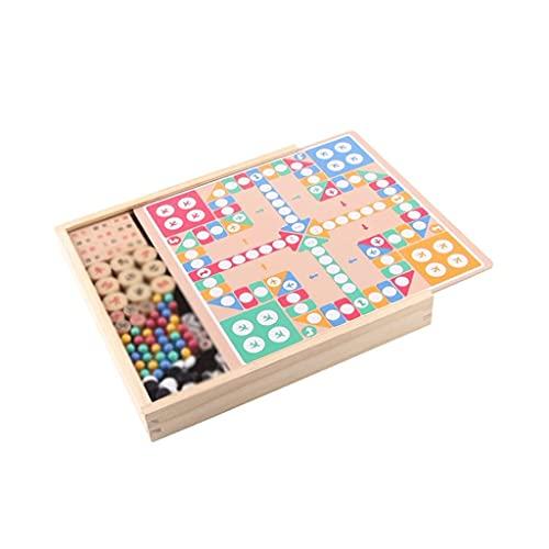 SMYONGPINGチェスフライングチェス磁気ポーン 子供用多機能チェスボードフライングチェスチェッカーバックギャモンアリーナチェスチェスアーミーチェス誕生日ギフトセットボードゲーム 子供と学生のための初心者向けパズルゲーム (Color : A)