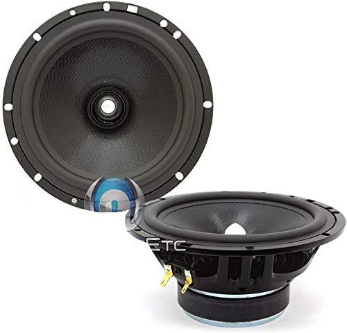 """CL-6.2 - CDT Audio 6.5"""" 2-Ohm Mid-Range Speakers"""