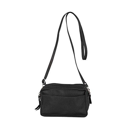Cowboysbag Umhängetasche Leder 20 cm