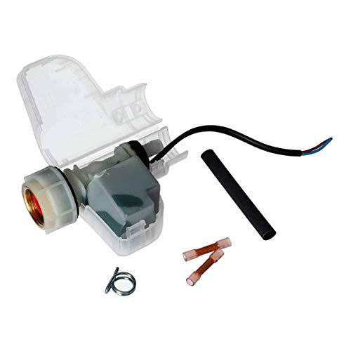 Recamania Electroválvula Lavavajillas AQUASTOP Compatible con Bosch Neff 645701 00645701