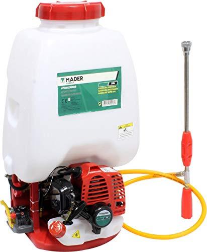 Mader 49180 Atomizador con Motor a Gasolina, 25.4Cc x 25L-49180