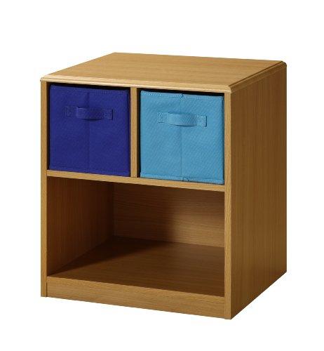 4D Concepts Boys 2 Drawer Nightstand - Beech