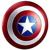 Captain America Metal Shield Cosplay Adult Shield Classic 1:1 Full-Size Replica