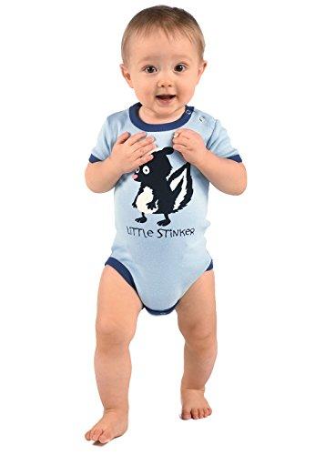 LazyOne Garçon Little Stinker Body Bebe Vest 12 Months