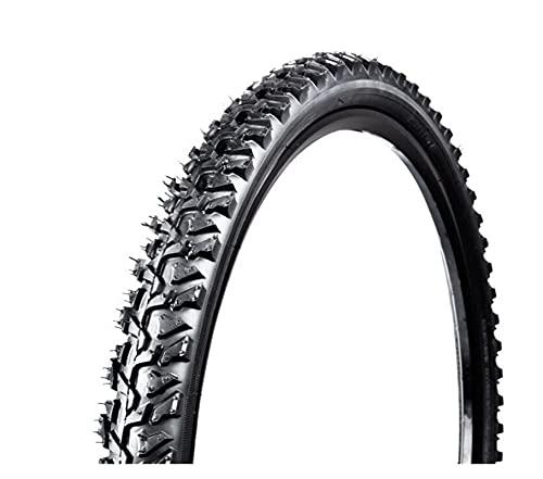 YJHL QIQIBH - Neumáticos de bicicleta de montaña (24 x 1,95/26 x 1,95/2,1)