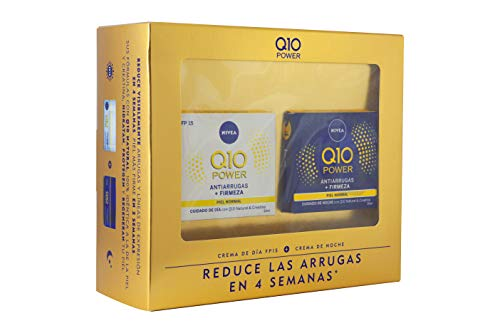 Nivea Q10 Power Set de Cremas para Reducir