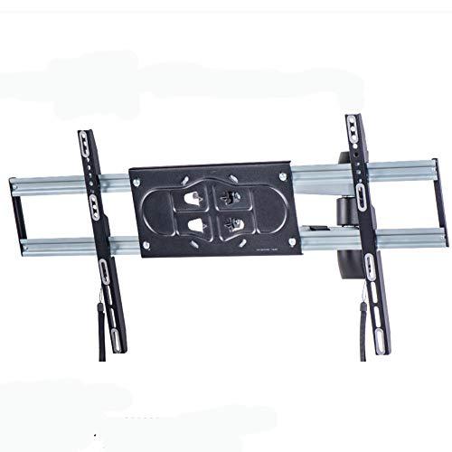 Amazon Basics, supporto a parete per TV da 75-110 , con braccio triplo e movimento multidirezionale, gamma Performance