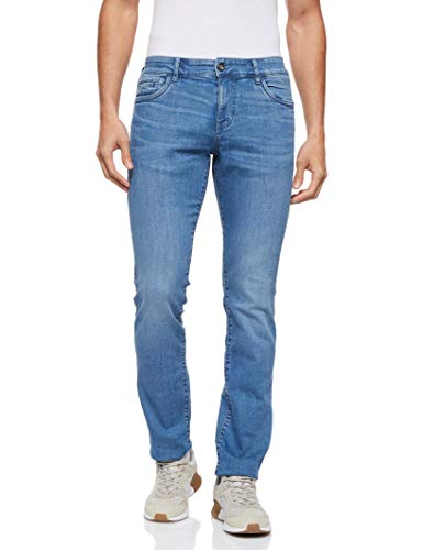TOM TAILOR Herren Regular Josh Jeans, Blau 10117, 32/34