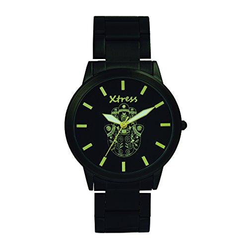 XTRESS Reloj Analógico para Hombre de Cuarzo con Correa en Acero Inoxidable XNA1034-43