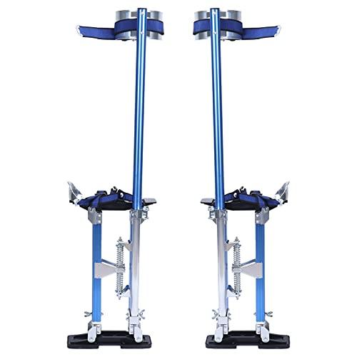 Stilt Drywall -Drywall Stilt Aluminum Alloy Adjustable Lifting Stilt Stage...