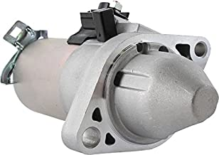 DB Electrical SMU0428 Remanufactured Starter For 2.4L Honda Accord Element 2006-2008 & 2.0L Civic 2006-2011 & Acura 410-54107 410-54107R 17960 17961 SM710-02 SM710-05 2-2850-MT 31200-RAA-A61 31200-RRA-A51 RAA5K