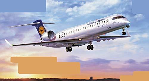 BPK 7214-1/72 - Bombardier CRJ-700 Airline Lufthansa Regional Plastic Model
