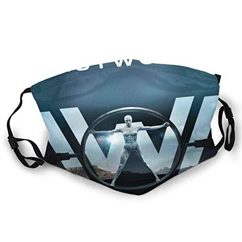 Westworld Microfiber Neck Warmer Schal Gamasche Kopfbedeckung Gesichtsmaske-OneSize-