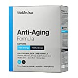 Vitamedica Anti-Aging Supplement Supports Energy, Bone Health, and Glowing Skin, Hair, and Nails- Contains Vitamin A, C, D, E & More