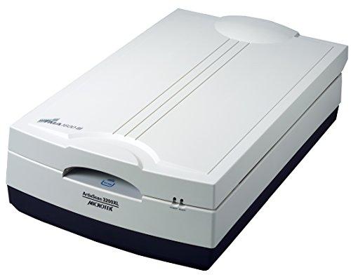 Microtek ArtixScan 3200XL Flatbed Scanner (A3, 3200x6400 dpi, USB 2.0)