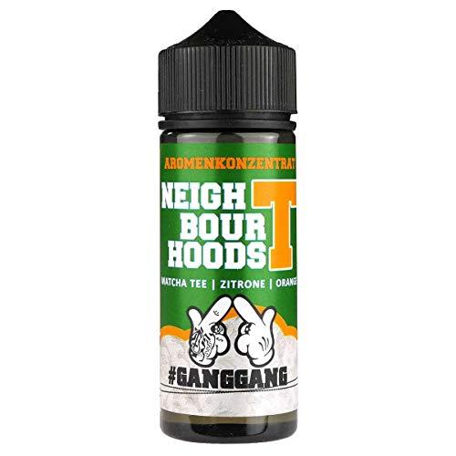 Keros Liquids Aromakonzentrat Neighbour Hoods T, Shake-and-Vape zum Mischen mit Basisliquid für e-Liquid, 0.0 mg Nikotin, 20 ml