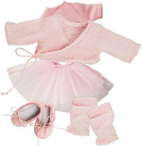 Gotz 7 Piece Ballerina Dress Set for 18 inch dolls by Gotz