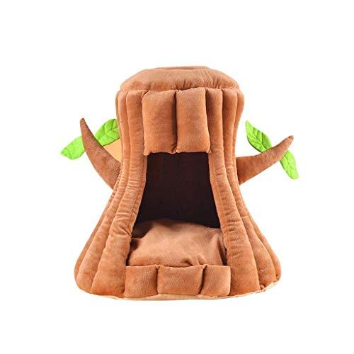 ZENGZHIJIE BACKPACK Kat Hond Tent Bed Beste Huisdier benodigdheden (PINK, Blauw, BROWN) Tas