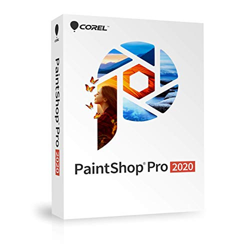 Corel PaintShop Pro 2020, Box, deutsch