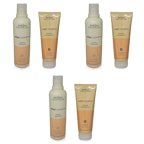 Color Conserve Shampoo 8.5 oz and Conditioner 6.7 oz Set of 3