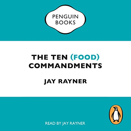 The Ten (Food) Commandments cover art