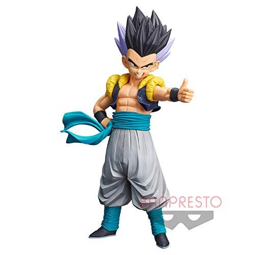 Banpresto. Dragon Ball Z Figure Gotenks SSJ Grandista Resolution of Soldiers