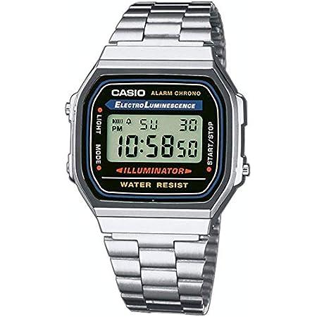Casio watches Casio Men's Vintage A168WA-1 Electro Luminescence Watch