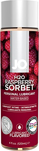 JO H2O Flavored - Raspberry ( 4 oz )