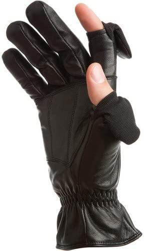 Freehands Leather Gloves for Iphones and Cell Phones ALL SIZES