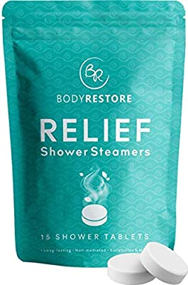 Essential Oil Shower Steamer