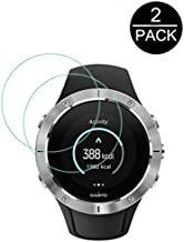 For Suunto Spartan Trainer Wrist HR High Clear Screen Protector Tempered Glass - Ultra Clear Explosion-Proof 9H Premium Pr...
