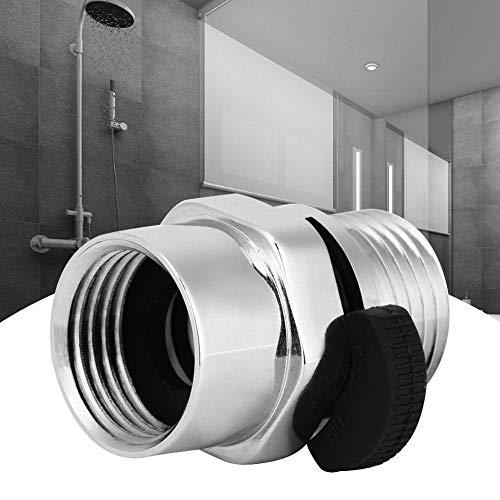 Pangdingk Duschspritzventil, Absperrventil Duschsteuerventil, Badezimmerzubehör für die Badezimmerküche des Hotelbadezimmers