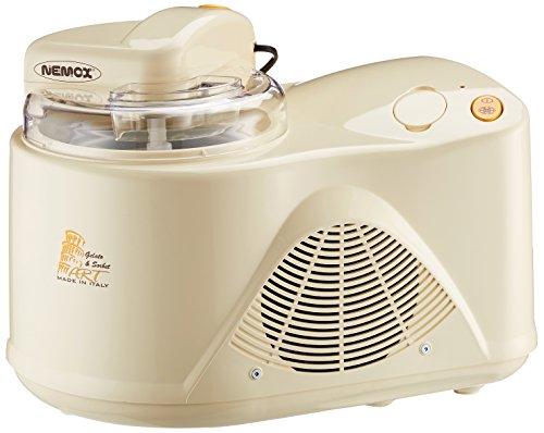 NEMOX Eismaschine NX36500400 naturweiß