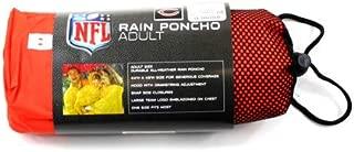 Chicago Bears Deluxe Rain Poncho