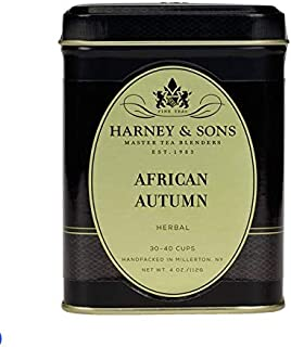 African Autumn, Loose tea in 4 Ounce tin