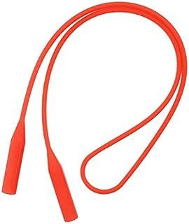 c8b6ca91f0 Sharplace Cuerda de Correa Cordón Deportiva Ligera y Delgada para Gafas de Sol  Anteojos Caucho Silicona