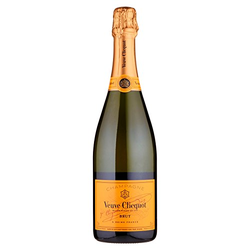 Champagne Yellow Label Brut, Veuve Clicquot - 750 ml