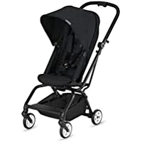 Cybex 2018 Eezy S Twist Stroller (Lavastone Black)